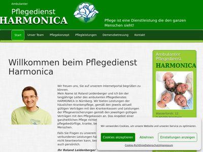 Pflegedienst Harmonica Nürnberg