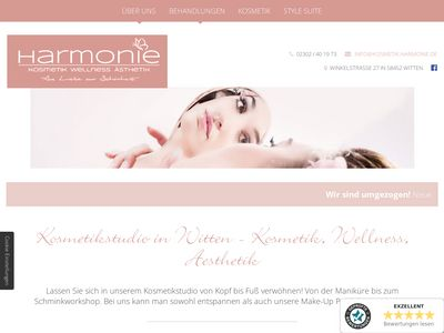 HARMONIE - Kosmetik, Wellness & Ästhetik