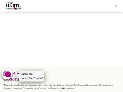 Georg Hartl Bestattungen GmbH