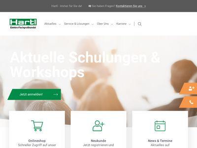 Hartl Martin Elektro- Fachgrosshandel GmbH