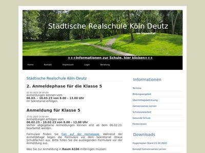Realschule Köln-Deutz