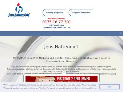 Heizung//Sanitär Jens Hattendorf