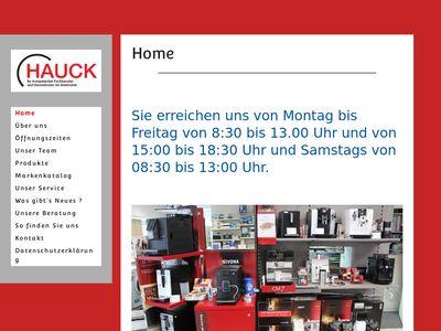 Radio Hauck GmbH