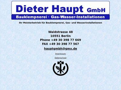 Dieter Haupt
