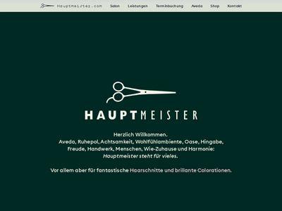 Hauptmeister