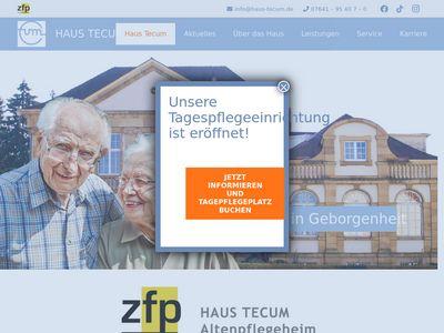 Haus Tecum GmbH