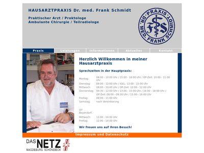 Friedrich-Wilhelm Onnasch Arzt