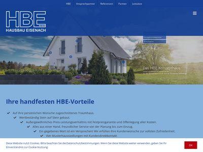 HBE Hausbau Eisenach GmbH
