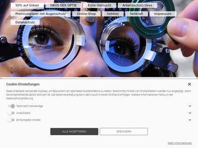 Optik Tönnies Haus der Optik