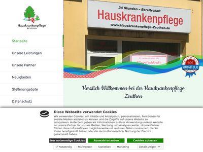 Hauskrankenpflege Zeuthen GmbH