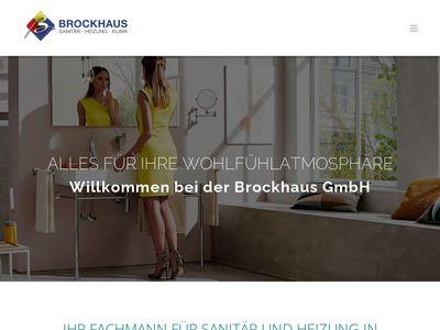 Brockhaus GmbH Sanitär-Heizung-Klima