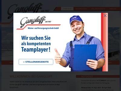 Gangluff Wärme- und Versorgungstechnik OHG