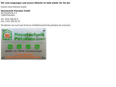Haustechnik Potsdam GmbH