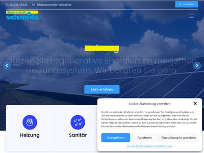 Schmidt RE GmbH & Co. KG Heizung Sanitär