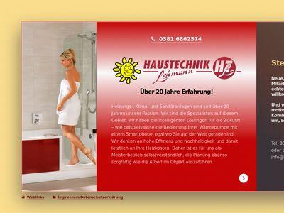 Heizung-Sanitär Haustechnik Lehmann