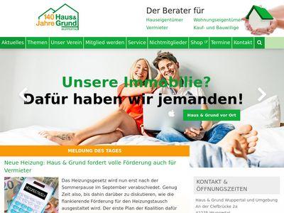 Haus-und Grund Wuppertal