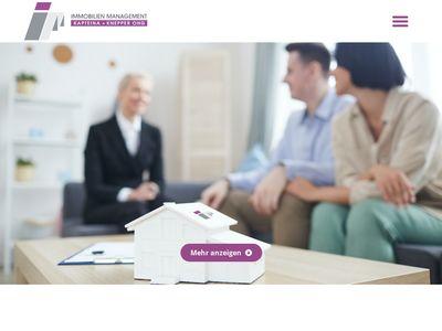 Immobilien Management Kapteina + Knepper OHG