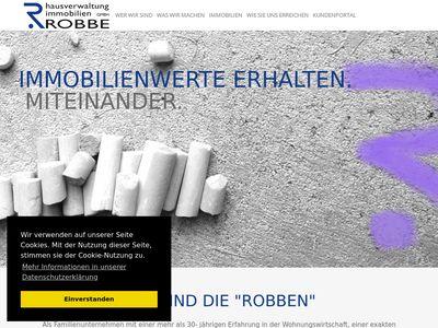 Hausverwaltung & Immobilien Robbe GmbH