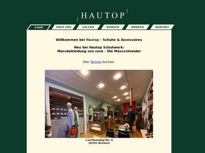 Hautop GmbH &Co KG Schuhe und Accessoires