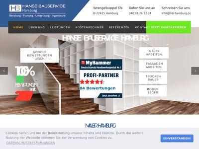 Hanse Bauservice Hamburg