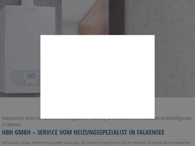 HBH - Heizung Bäder Haustechnik GmbH
