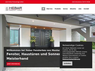 Fensterbau Hebar GmbH