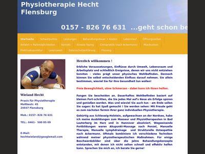 Physiotherapie Ines Boisen