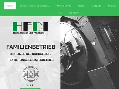 HEDI Textilservice und Färberei GmbH