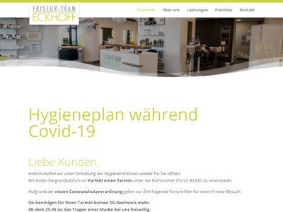 Friseur-Team Eckhoff
