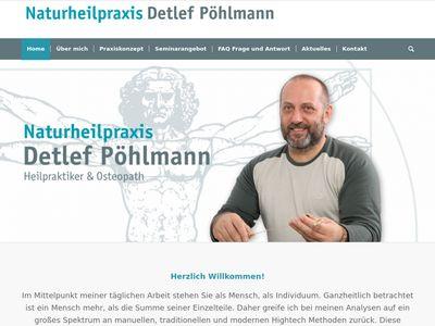 Detlef Pöhlmann Heilpraktiker