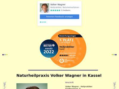 Volker Wagner Heilpraktiker