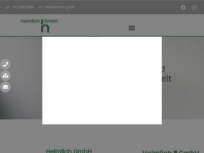 Firma Alexander Heimlich