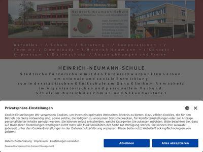 Heinrich-Neumann-Schule für Erziehungshilfe