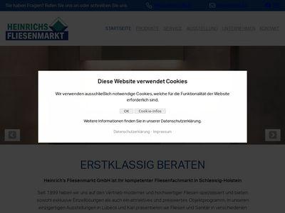 Heinrichs Fliesenmarkt GmbH