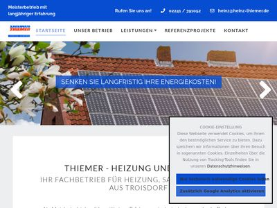 Sanitär Heizung Thiemer