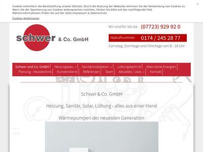 Schwer & Co. GmbH