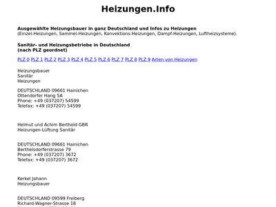 Heizungsbau Stiefler GmbH & Co. KG