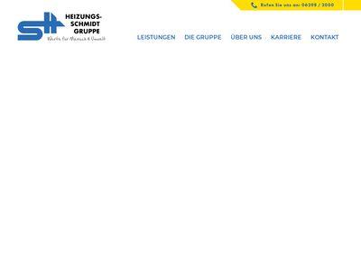 Schmidt Michael Sanitär & Heizung GmbH