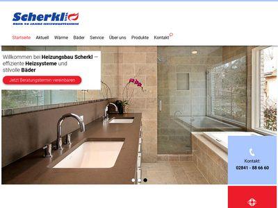 Heizungstechnik Scherkl GmbH