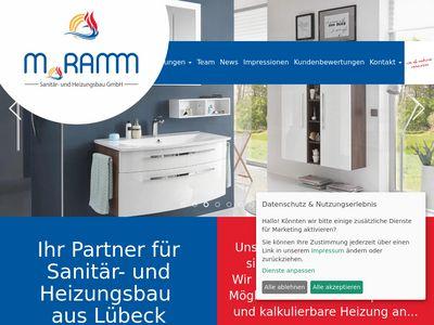 M. Ramm Sanitär- und Heizungsbau GmbH