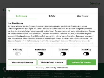 HELIOS ENDO-Klinik Hamburg