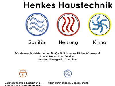 Ralf Henkes Haustechnik