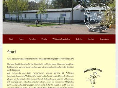Hennigsdorfer Judoverein e.V.
