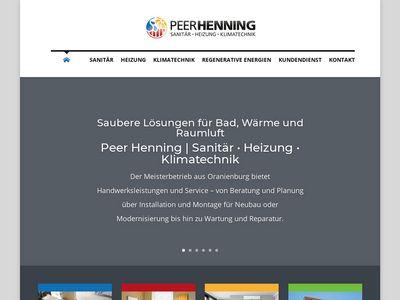 Peer Henning Heizung- und Lüftungsbau