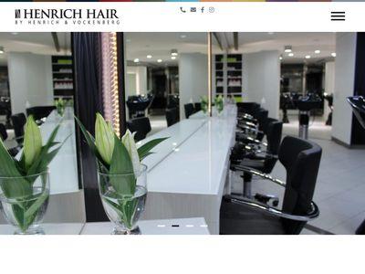 Henrich Hair