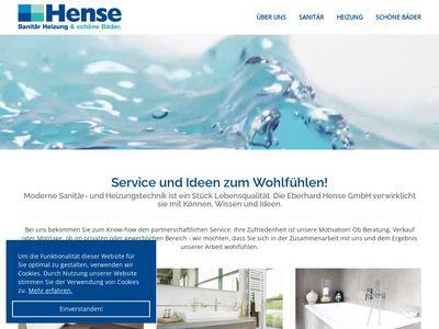 Baddesign Hense GmbH Sanitär - Heizung