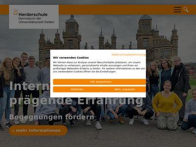 Herderschule Giessen