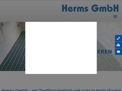 Herms GmbH Heizung-Sanitär- Gasanlagen