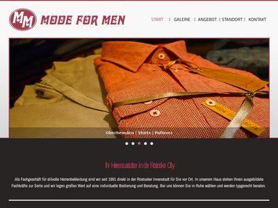 Mode For Men