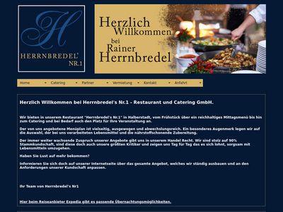 Herrnbredels Nr. 1 GmbH